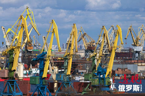 Saint Petersburg to Become the Part of Silk Road Project CN