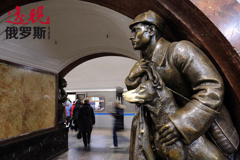 Moscow Metro - facts and urban legends CN