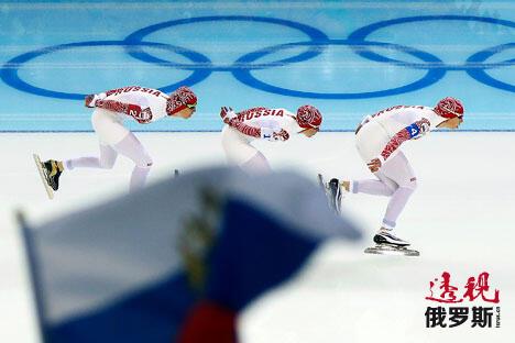 OLYMPICS SPORT SPEED SKATING CN