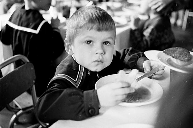 Eating out during the Soviet Union