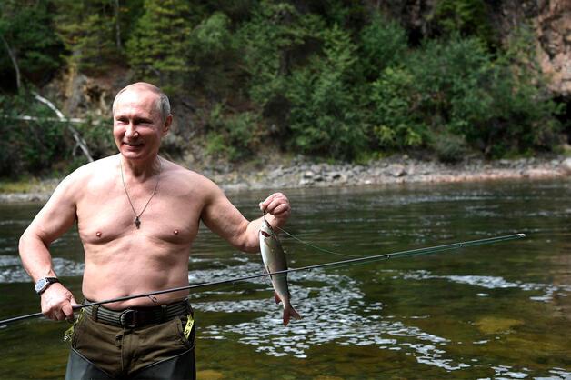 Putin weekend