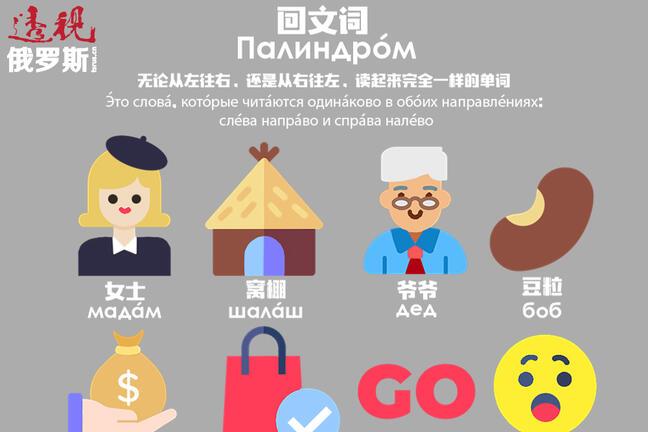 Russian Dictionary (palindromes)