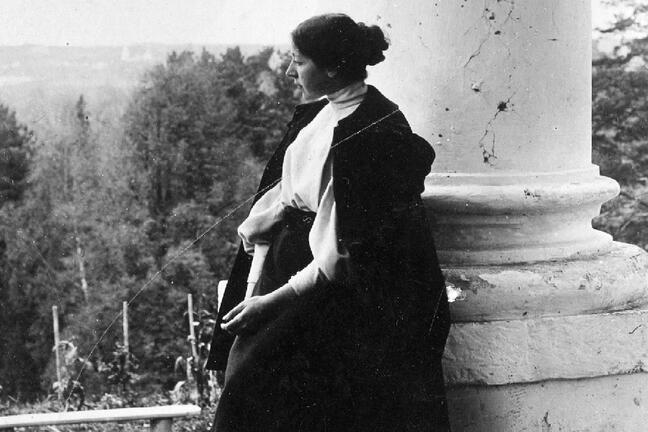 Maria Yakunchikova-Weber