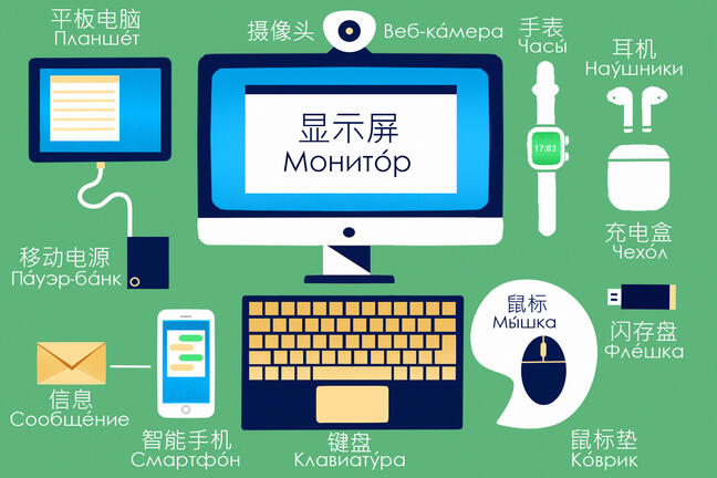 Gadgets Visual Dictionary
