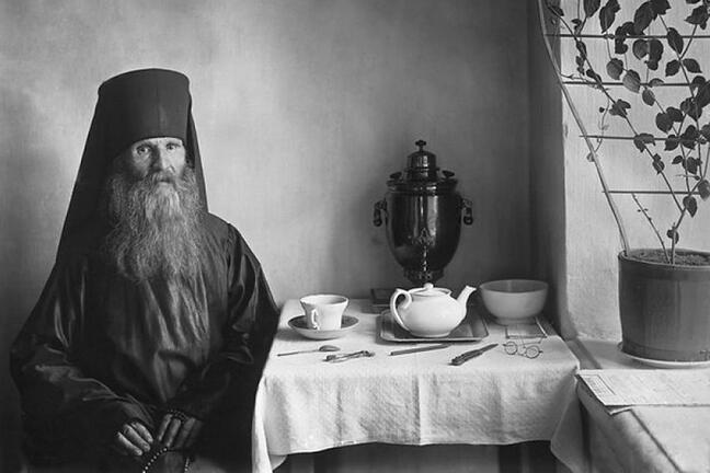 Monks in tsarist Russia
