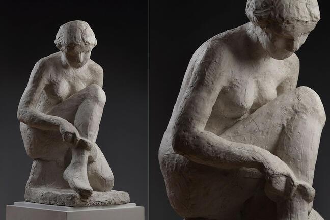 Russian sculpture
