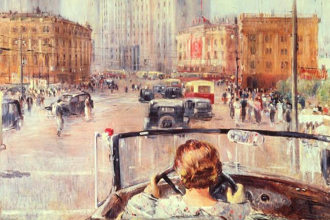 Pimenov works