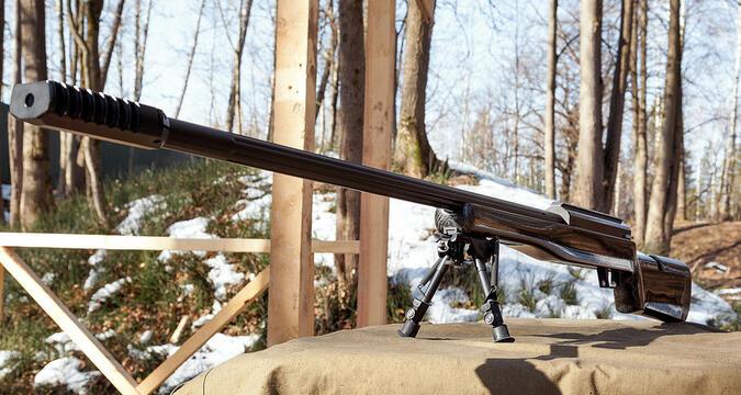 Sumrak rifle