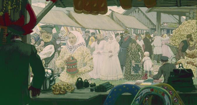 Kustodiev Fair