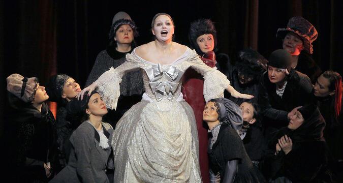 The Queen of Spades Opera