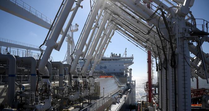 Gas Carrier Vessel