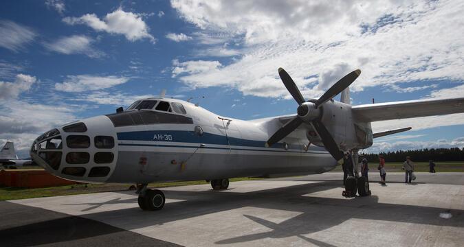 Airplane AN-30B