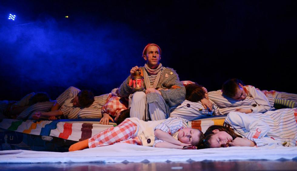 《守梦人》节目。图片来源:Upsala Circus