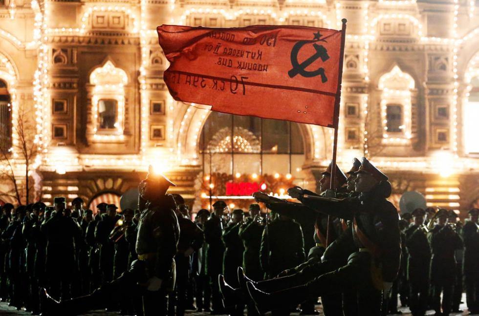 图片来源:Mikhail Japaridze / 塔斯社