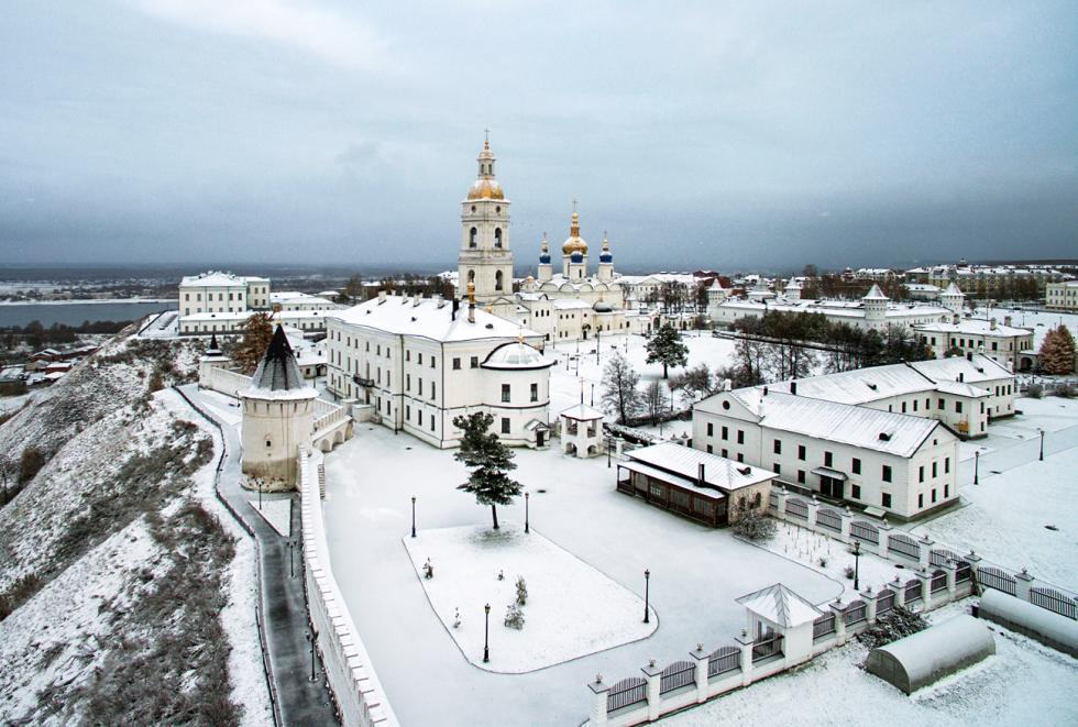 图片来源:Maksim Blinov / 俄新社