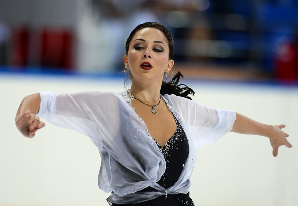 伊丽莎白·图克塔梅舍娃。图片来源:Nina Zotina/RIA Novosti