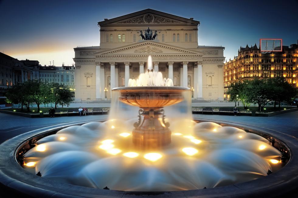 今日的大剧院。图片来源:Panthermedia / Vostock-photo