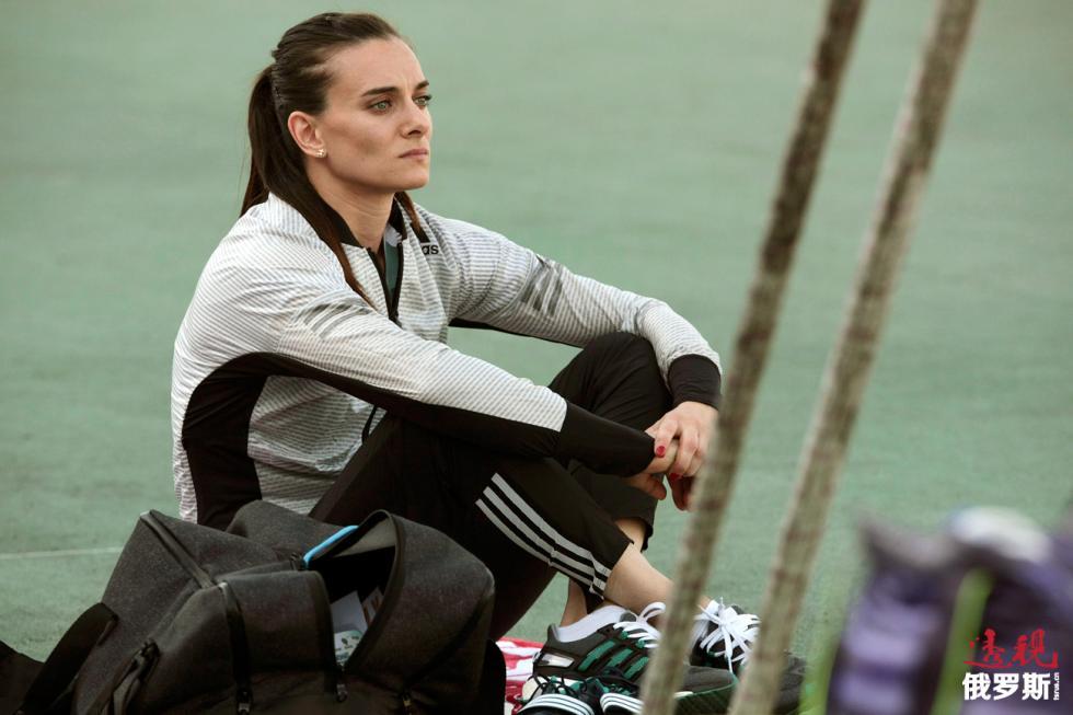 叶莲娜·伊辛巴耶娃。图片来源:AP