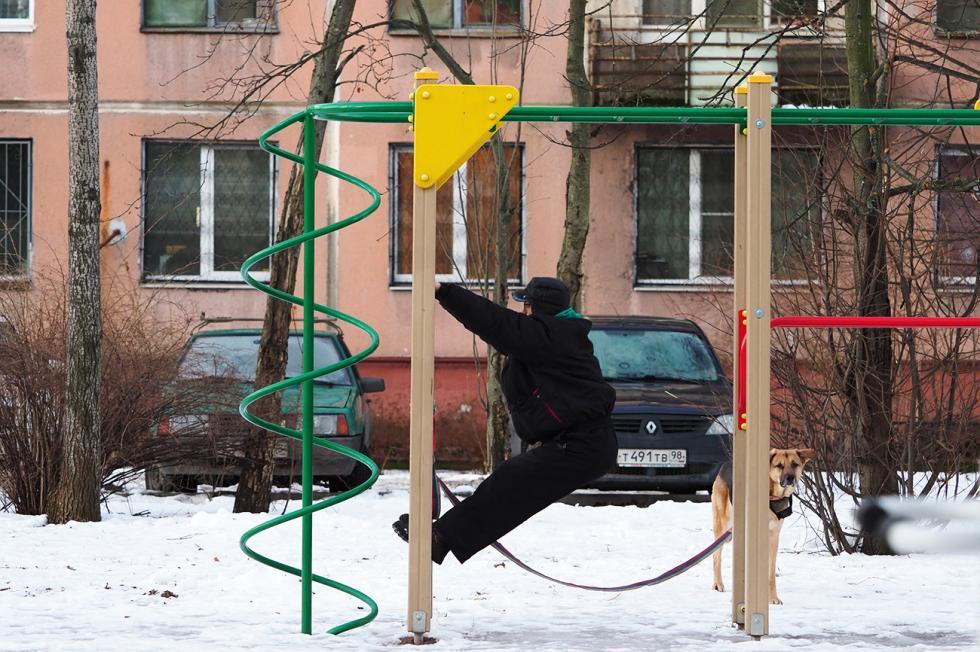 维克托·伊林。图片来源:Lev Romanov