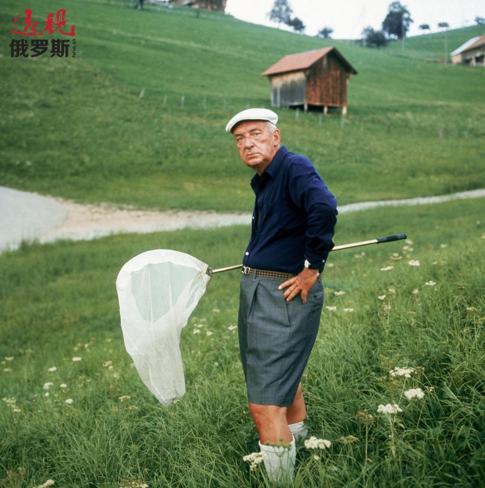弗拉基米尔·纳博科夫。图片来源:Getty Images