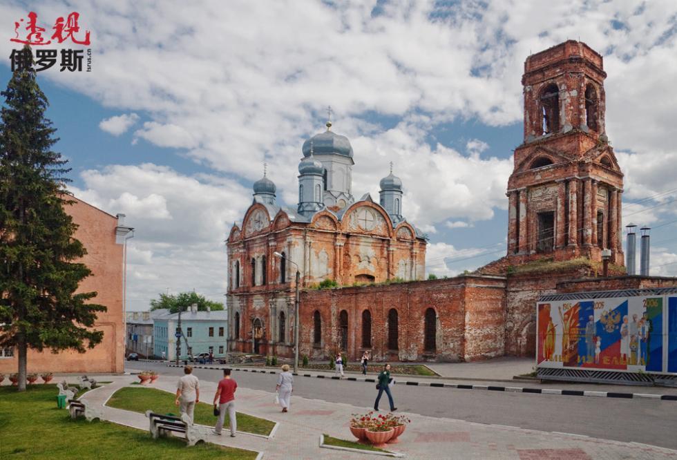 米哈伊尔大天使大教堂。图片来源:Geophoto