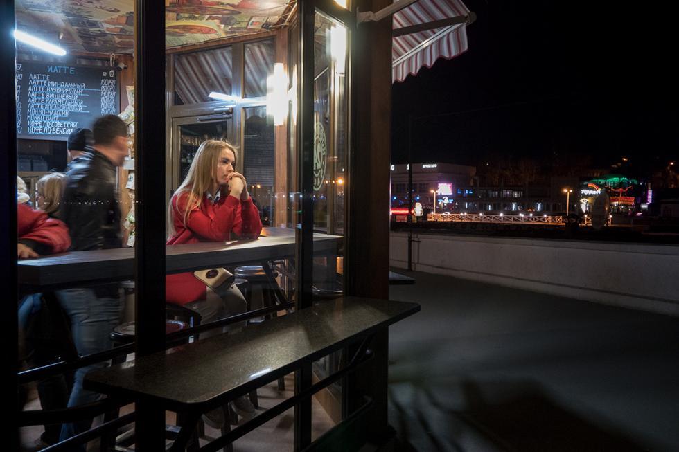 塞瓦斯托波尔市。摄影:Sergey Melikhov