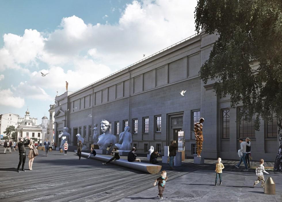 图片来源:Project Meganom建设局