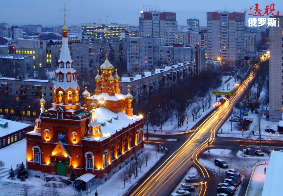 图片来源:Igor Kataev/塔斯社
