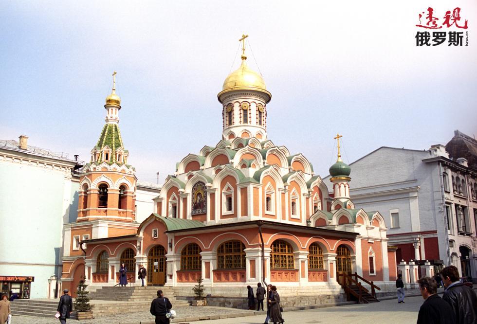 图片来源:Aleksandr Polyakov/俄新社