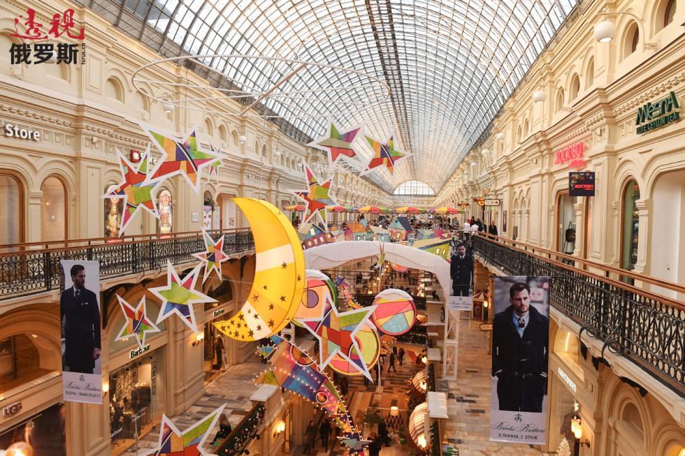 图片来源:Mikhail Voskresenskiy/俄新社