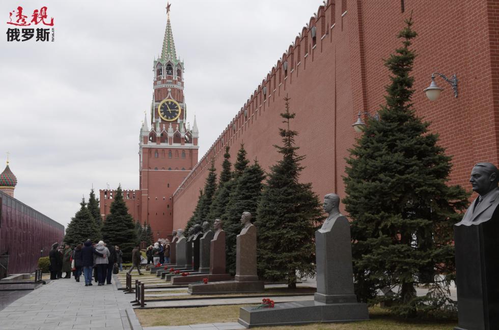 图片来源:Vladimir Fedorenko / 俄新社