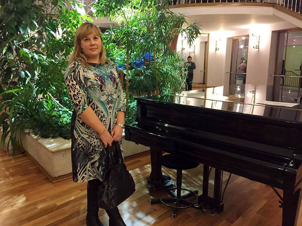 米亚金生物有机化学研究所高级研究员叶卡捷琳娜·柳克马诺娃。图片来源:个人档案