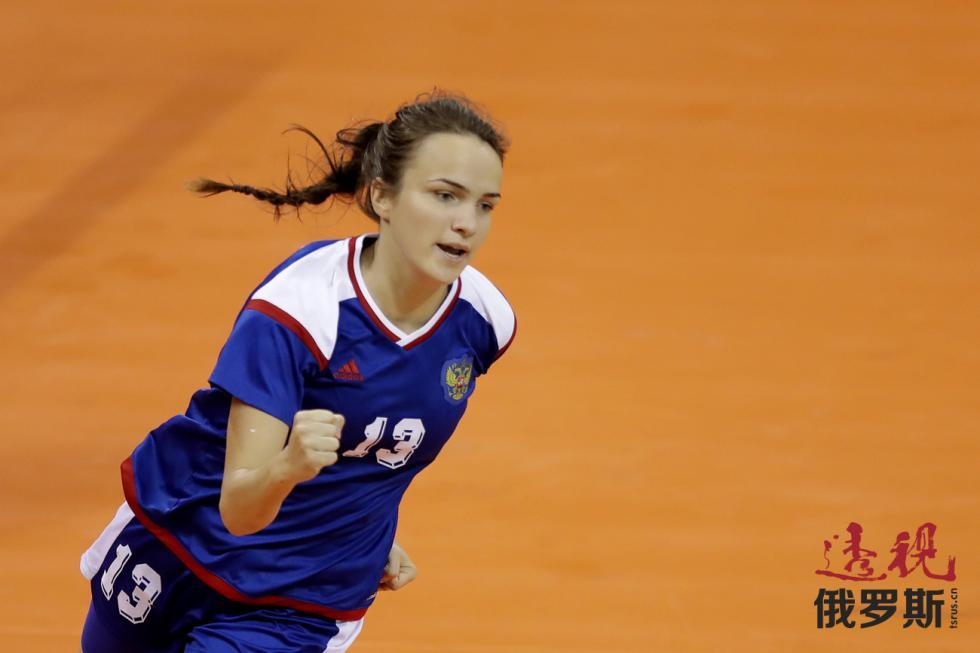 安娜·维亚希列娃。 图片来源:AP