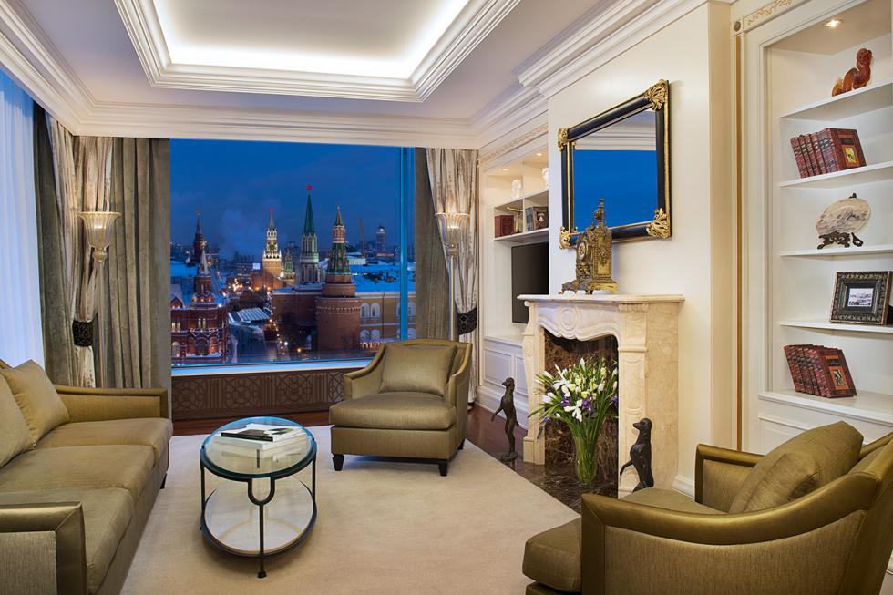 图片来源:The Ritz-Carlton Moscow