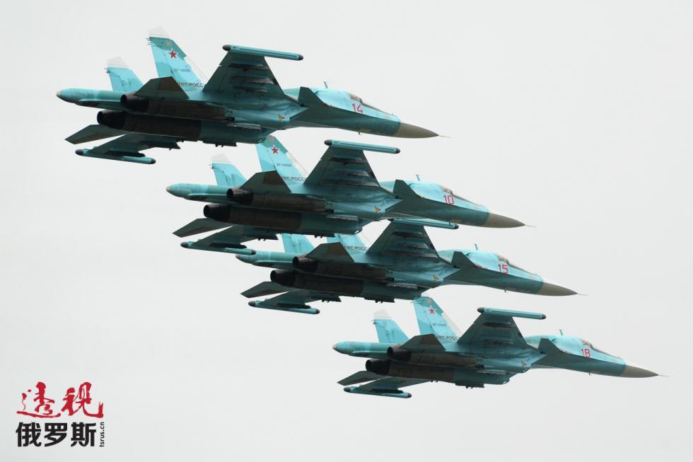 图片来源:Sergey Pivovarov / 俄新社
