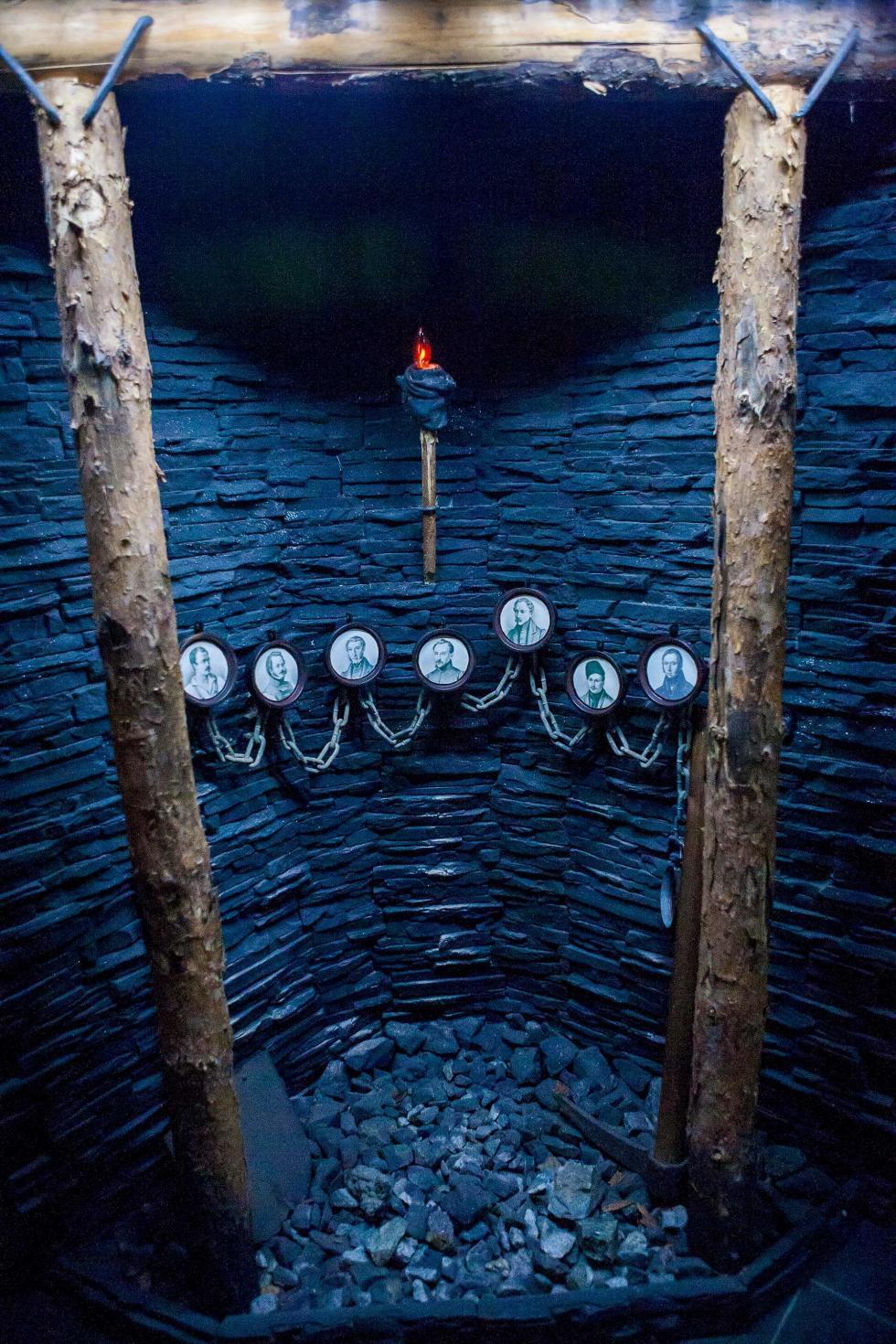 十二月党人博物馆。摄影:Ilya Ipatov