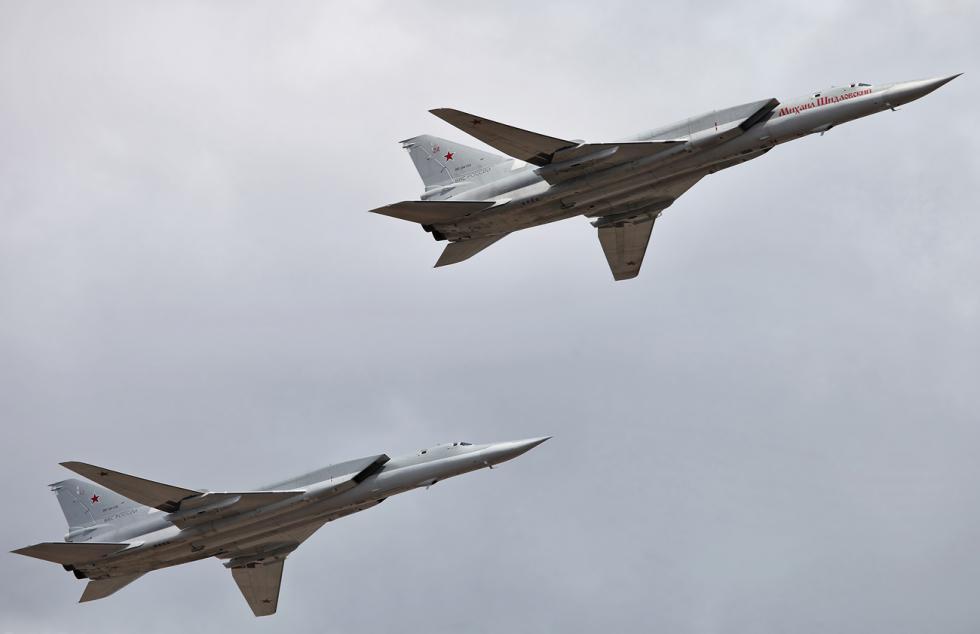 图-22M3战略轰炸机。图片来源:Vitaly V. Kuzmin