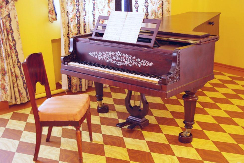 图片来源:彼得·柴可夫斯基的家族庄园博物馆 / vk.com/museumpetra