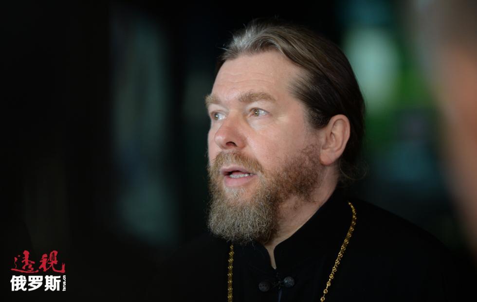 季洪·舍夫库诺夫(Tikhon Shevkunov)。图片来源:Pavel Lisitsyn / 俄新社