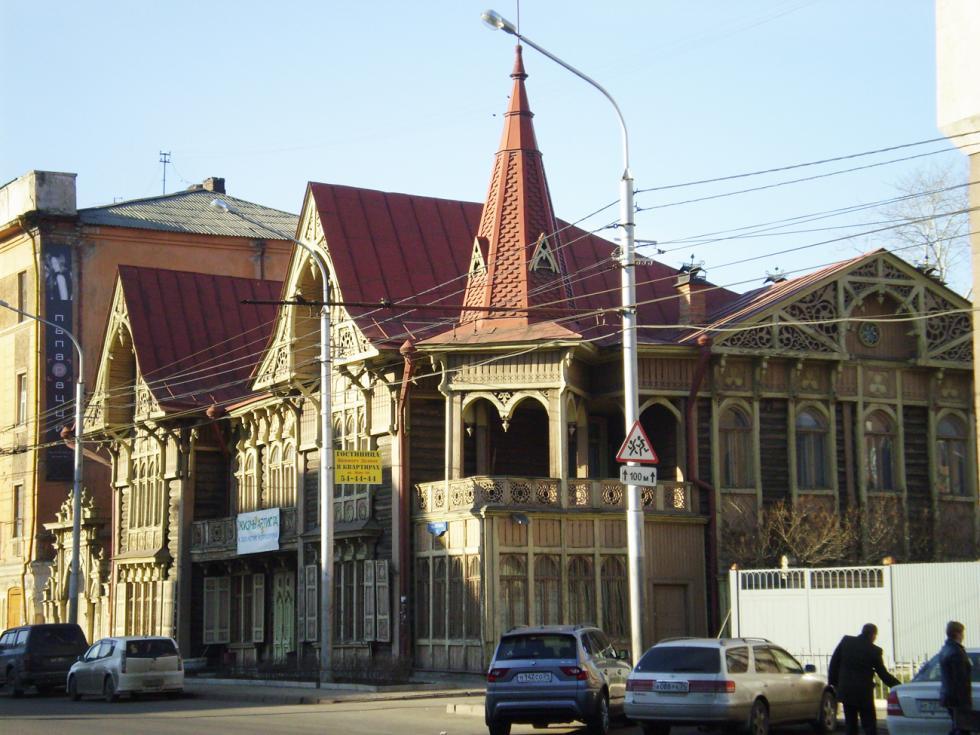 阿斯塔菲耶夫文学博物馆。图片来源:wikipedia.org