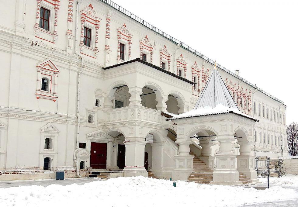 奥列格宫。图片来源:Natalia Semenova/Wikipedia