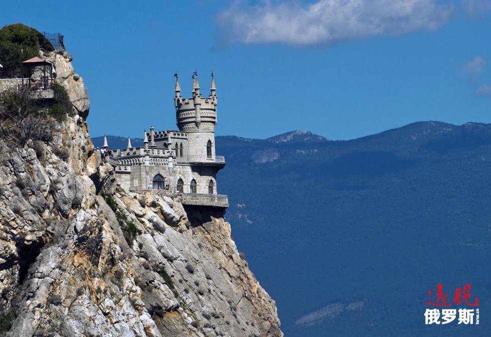 燕子窝宫殿。图片来源:Sergey Malgavko/俄新社