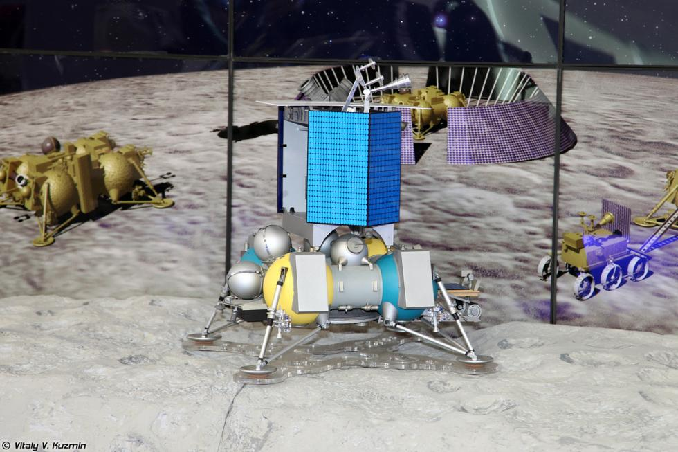 """""""月球-资源""""项目。"""
