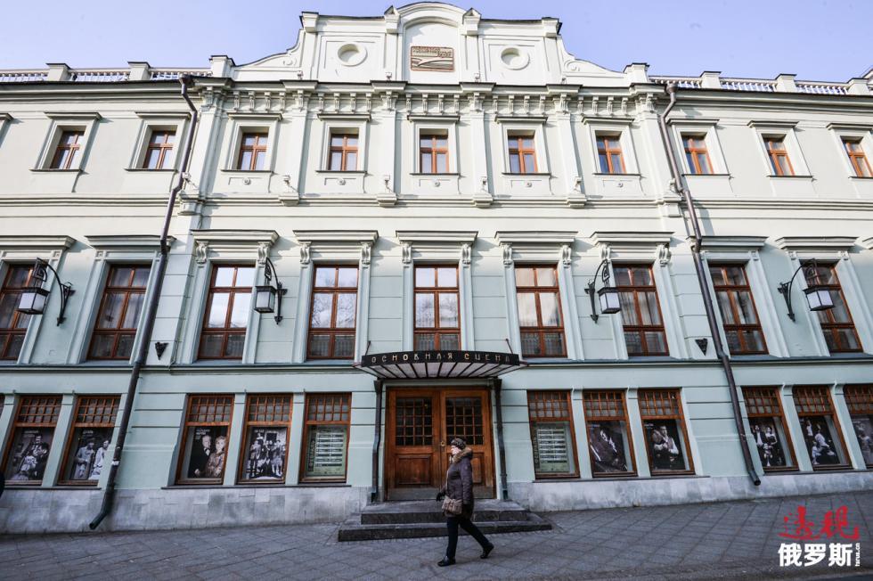 图片来源:Evgeny Odinokov/俄新社