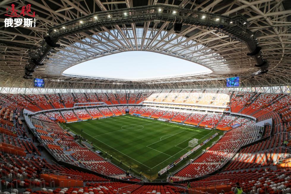 萨兰斯克体育场。图片来源:路透社