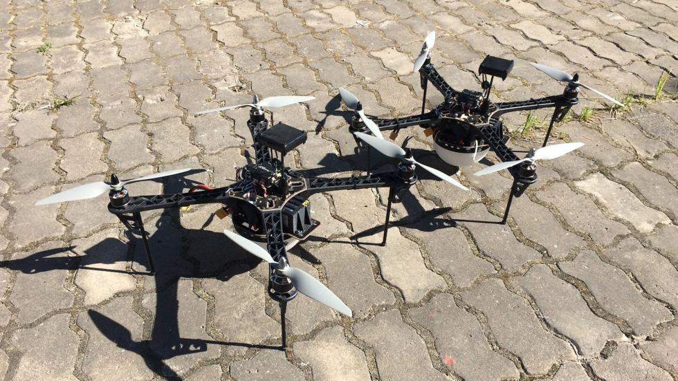 图片来源:DroneSwarm