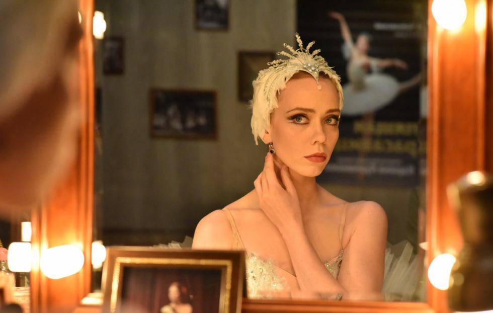 《大剧院》影片的镜头。图片来源:kinopoisk.ru