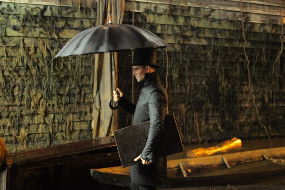 《决斗者》影片的镜头。图片来源:kinopoisk.ru