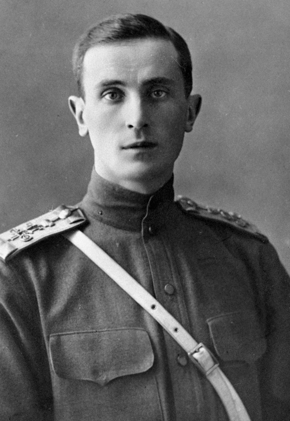 皇亲菲利克斯·尤苏波夫。 图片来源:俄新社