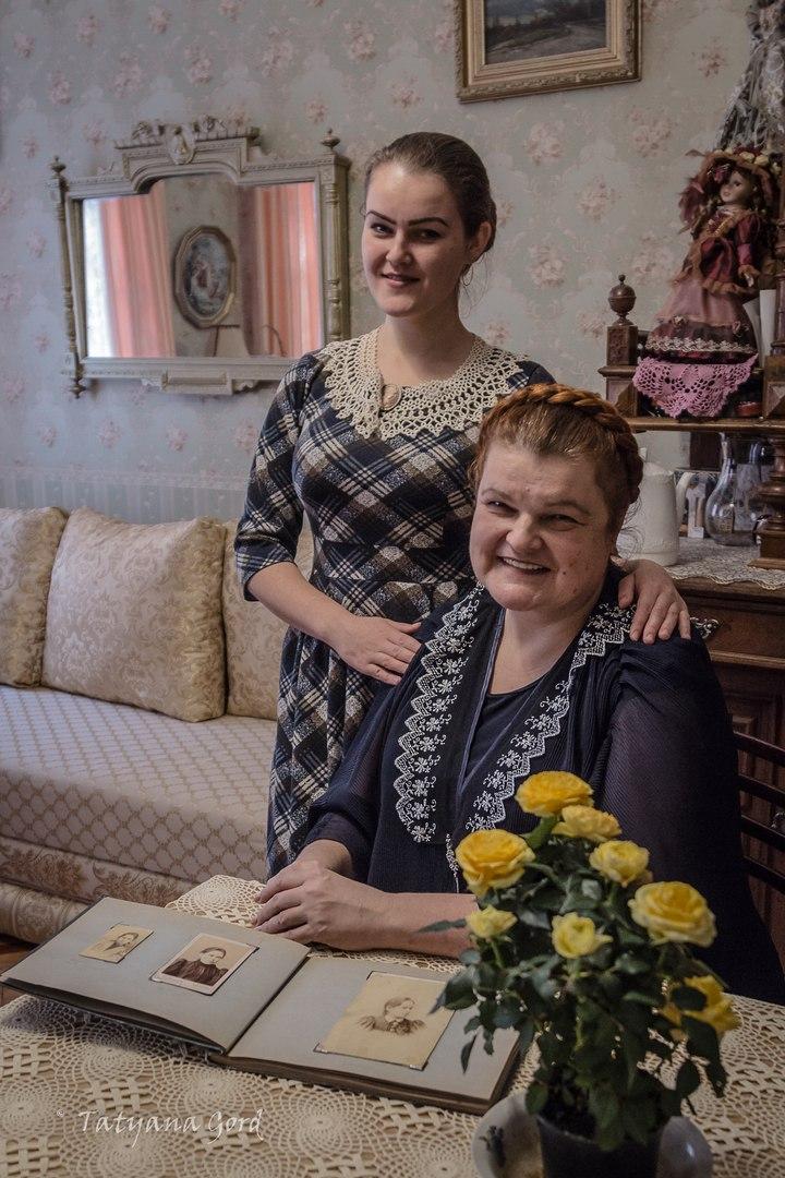 叶卡捷琳娜·尤赫涅娃和她的女儿。 图片来源:Ekaterina Yukhneva